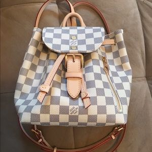 Authentic Louis Vuitton Sperone BB